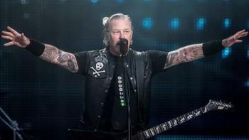 Metallica, la banda más taquillera de todos los tiempos