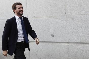 Casado cree que 'España Suma' lograría la mayoría absoluta