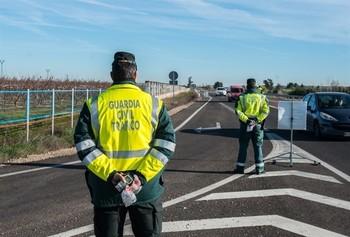Pillado a 210 kilómetros/hora, drogado y bebido en León