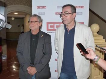 CCOO llama a volver a ir a votar el próximo 10 de noviembre