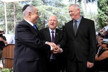 Rivlin iniciará consultas para formar gobierno en Israel
