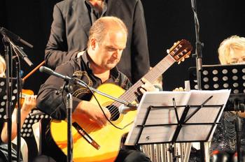 Álvaro Reja y Carles Pons abren el 3 de octubre Diapasión