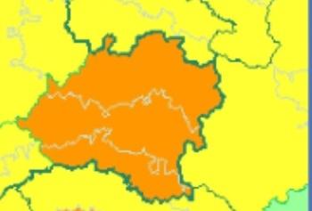 Soria, en alerta naranja