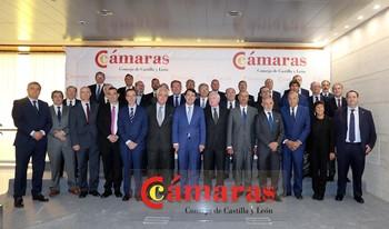 El Consejo de Cámaras busca reactivar la Cámara de Ávila