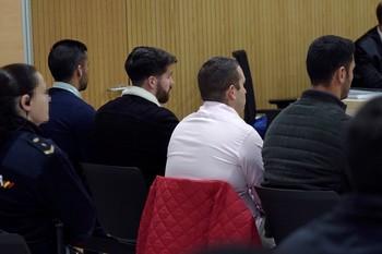 'La Manada' se niega a declarar por el caso de Pozoblanco