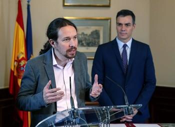 Iglesias aspira a ocupar la Vicepresidencia de igualdad