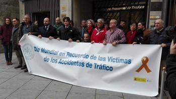Las víctimas de tráfico se reducen casi a la mitad este año