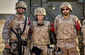 Tres mujeres, tres misiones