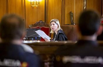 La fiscal mantuvo su petición de más de 14 años de prisión para los cuatro procesados.
