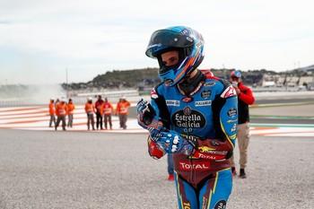 Alex Márquez hereda la Honda de Lorenzo
