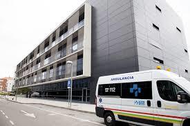 Imagen del Hospital San Pedro.