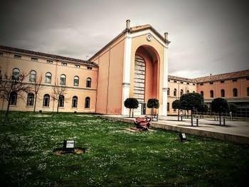 Imagen de la Beneficencia, sede del Conservatorio.