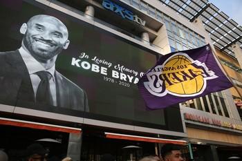 Kobe Bryant, el niño que nunca dejó de amar el baloncesto