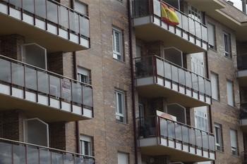 Crecen un 20,8% las hipotecas sobre vivienda hasta marzo
