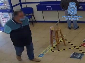 Le detienen antes de estafar 200.000 euros en lotería