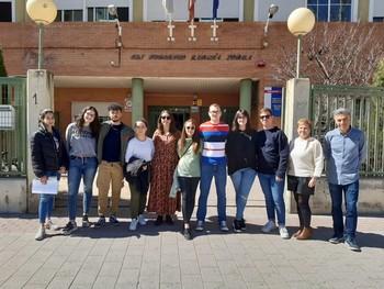 Seleccionan el proyecto Erasmus FP del IES García Lorca