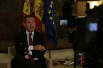 García-Page no comparte el entusiasmo por Fernando Simón