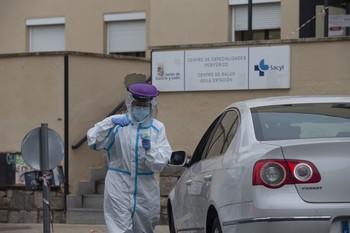 La inmunidad frente al coronavirus, de un 8,3% en Ávila