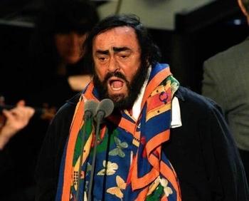 El ciclo 'A la italiana' incluye la película 'Pavarotti'.