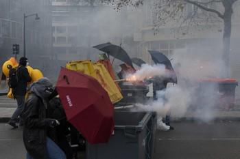 Manifestaciones en toda Francia contra la Ley de Seguridad