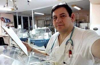La viuda del pediatra muerto demandan al Estado y al Sescam