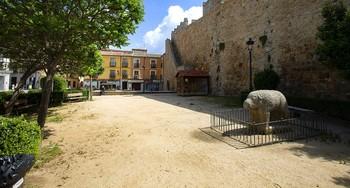 Licitada la excavación en la plaza Adolfo Suárez