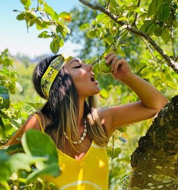 Amaia Montero sorprende con un radical cambio de look