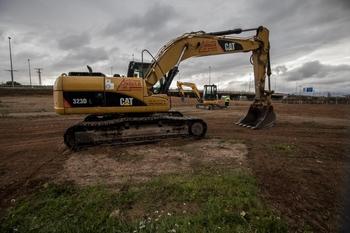 Cortes en la LR-134 en Calahorra por reparación de regadíos