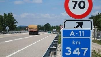 Carretera A-11.
