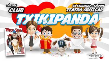 Club Txikipanda te invita a celebrar su día el 23 de febrero