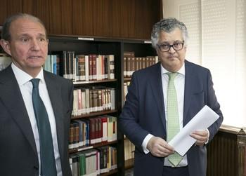 Carrillo se presentará a la reelección como fiscal jefe
