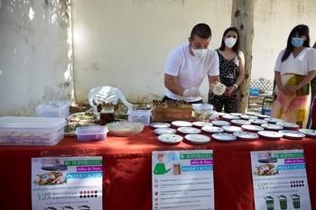 Talavera inicia una campaña de comida de aprovechamiento