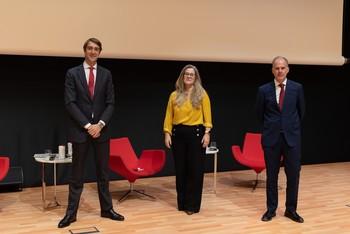 Santander apunta a la digitalización para la recuperación