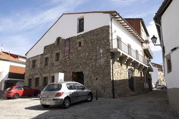 Imagen de archivo de las calles de Béjar (Salamanca).