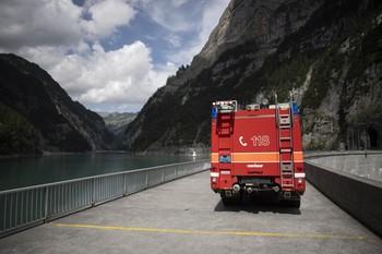 Fallecen tres barranquistas españoles en Suiza