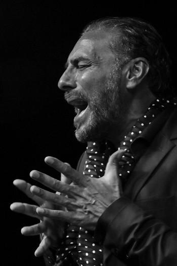 Pedro el Granaíno abre la nueva edición de Delibes+ Flamenco