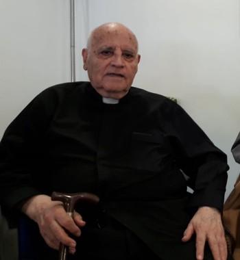 Fallece el sacerdote Mariano de la Peña