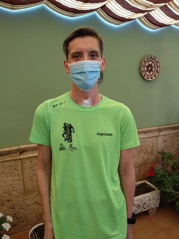 100 días en el hospital y venció al virus