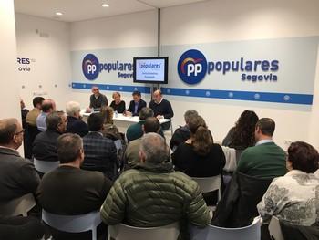 El PP rechaza el acuerdo del superávit de los ayuntamientos