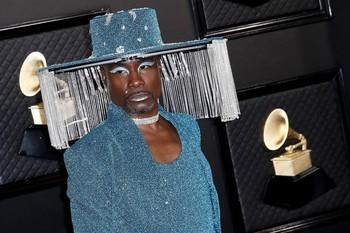 La divertida alfombra roja de los Grammy
