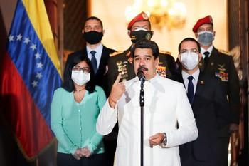 EEUU propone una transición sin Maduro ni Guaidó