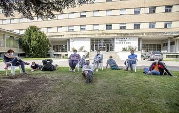 El albergue del Seminario cierra tras acoger a 91 personas