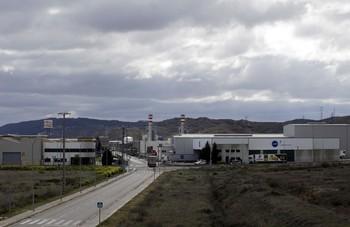 Polígono industrial de El Sequero.