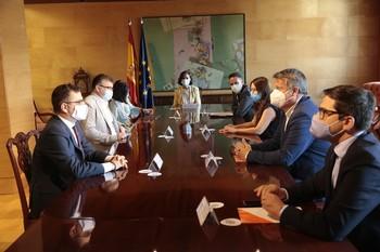 El Gobierno actuará en Cataluña si los rebrotes se descontrolan