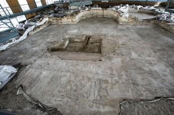 Descubren nuevos mosaicos en Noheda