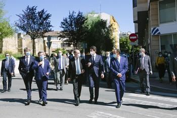 Unión para pedir a Europa un régimen demográfico especial