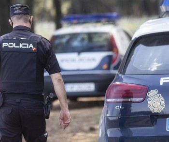 Detenido por lesionar a un vigilante al huir tras un robo