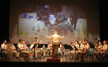 El Ejército homenajea a las víctimas del coronavirus