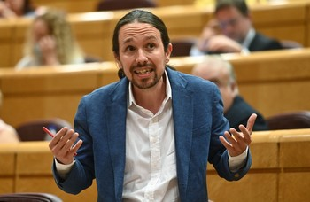 Iglesias no comparecerá en el Congreso por el 'caso Dina'