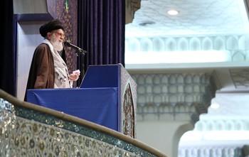 Jameneí insta a la resistencia frente a Estados Unidos
